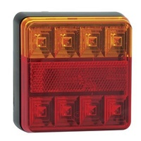 Trailer Light LED Combo Sets - Stop/Tail/Turn