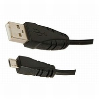 0.5m USB A male to Micro-B Lead