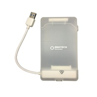 USB 3.0 To 2.5 Inch SATA 6G Hard Drive Adaptor with Case
