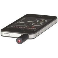 LASER POINTER PLUG-IN MODULE IPOD APP