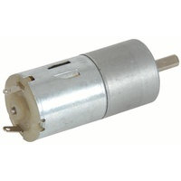12V DC Reversible Gearhead Motors - 70RPM