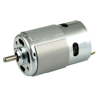 Standard (High Power) D.C. Motors 9700 RPM