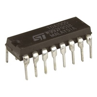 4016 Quad Bi-Lateral Switch CMOS IC