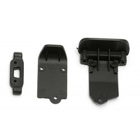 ###Arm Mount Bumpers RC18B2/T2 (Discontinued)