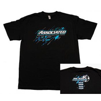 AE 2017 Worlds Tee, black, Large