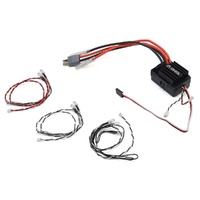 Axial AE-5L ESC w/LED Port/Light, AX31480