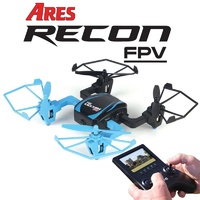 ARES RECON FPV QUAD WITH SCREEN ON TX M1