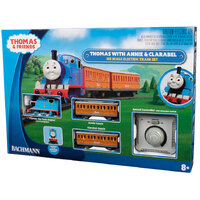 SET,THOMAS W/ANNIE & CLARABEL  BAC00642