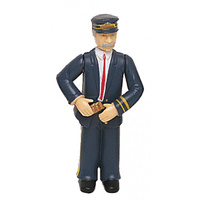 FIG,CONDUCTOR W/BLUE UNIFORM