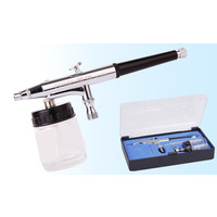 BD-133 DUAL ACTION AIRBRUSH W/JAR