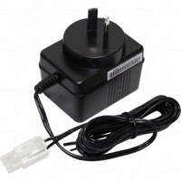 CHARGER 9VDC 300MA + JST PLUG FOR 6 CELL 7.2V BPNC09300