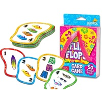 FLIP FLOPS CARD GAME BRI85301