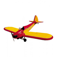 "Balsa USA 1/3 FLYBABY LOW WING 112"" SP., 2.0-4.0cu"