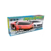 SCALEXTRIC TOTAL SUPERCARS 35-C1351