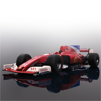 Scalextric 2017 FORMULA ONE CAR- RED