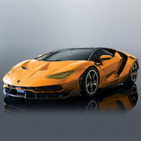 SCALEX LAMBORGHINI CENTENARIO - ORANGE C4066