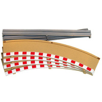 Scalextric BORDERS & BARRIERS 45 DEG C8228