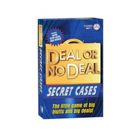 DEAL OR NO DEAL CARD GAME CAA018177