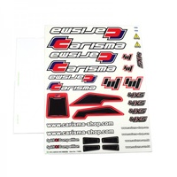 Carisma 4XS BODY STICKER SET