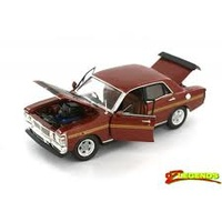 1:32 XY GTHO FORD BRONZE WINE CT32379BW