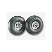 WHEEL,SMOOTH 3.25 INCH    PK2 DUBRO325R