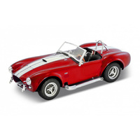 1:24 1965 SHELBY COBRA 427 S/C RED