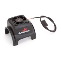 Dynamite Motor Cooling Fan with Housing 1/8