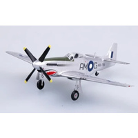 EASY MODEL 36302 1/72 P-51D MUSTANG AUSTRALIA RAAF ASSEMBLED MODEL EAS-36302