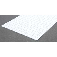 EVERGREEN 4507 1MM THICK SQUARE TILE 1/2 X 1/2 (EACH)