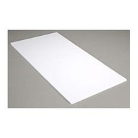 STYR,SHEETS,11x14 PL WHT 1.5mm THK (4)