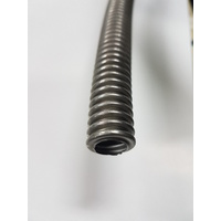 FLEXIBLE EXHAUST 6MM X 300MM FES-PIPE06