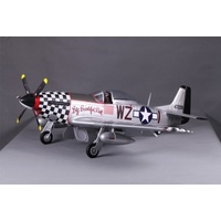 ###P-51D V8 1400mm Big Beautiful Doll PNP