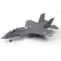 #F-35 Lightning 64mm Grey PNP