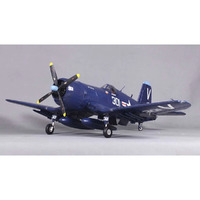 FMS F4U-4 Corsair 1430mm Blue PNP