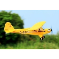 FMS J-3 Cub V2 1100mm Yellow PNP