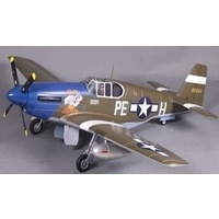 #P-51B 1400mm Dallas Darling PNP