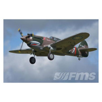 FMS P-40B Flying Tiger 1400mm PNP Camo