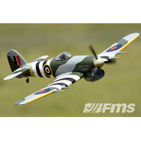 FMS Hawker Typhoon 1100mm Camo PNP