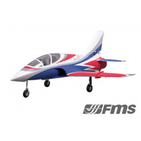 FMS Avanti DF Jet 70mm Fan, retracts PNP Blu
