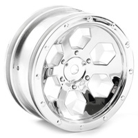 6Hex Wheel (2) - Chrome Outback