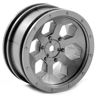 6Hex Wheel (2) - Grey Outback