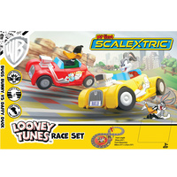 MICRO SCALEXTRIC MY FIRST SCALEXTRIC LOONEY TUNES G1140