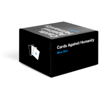 Cards Against Humanity Blue Box