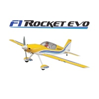 GREAT PLANES F-1 ROCKET EVO .46-.55 EP SPORT SCALE ARF