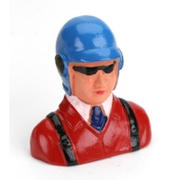 Hangar 9 1/9  Pilot, with Helmet, Glasses & Tie