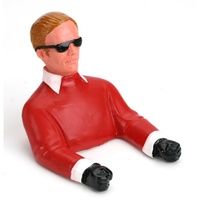Hangar 9 1/9  Pilot with Sunglasses (Red) with Arms
