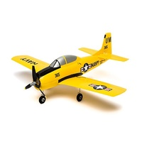 Hobbyzone T-28 Trojan S RC Plane, SAFE Technology, BNF Basic