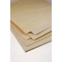 PLYWOOD, BASSWOOD 2.5 x 300 X 915mm