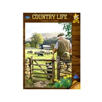 COUNTRY LIFE ''BRINGING IN THE FLOCK'' 1000 PC HOL09909