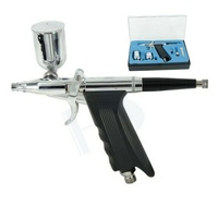 HSeng Single-Action Tigger Air-Paint Control Airbrush